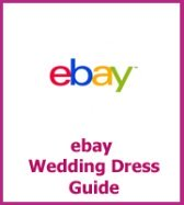cheap wedding dress on ebay