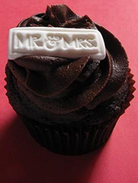 mr and mrs cupcake