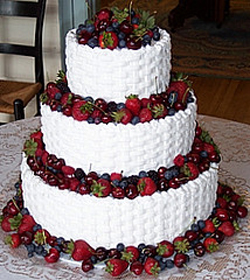 Honest Cheap Wedding Cake Ideas