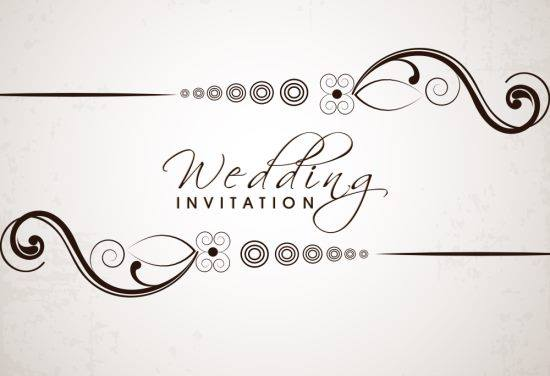 Ready To Print Wedding Invitations: Free Printable Wedding Invitations