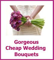 gorgeous cheap wedding bouquet ideas