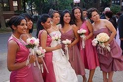 cheap bridesmaid