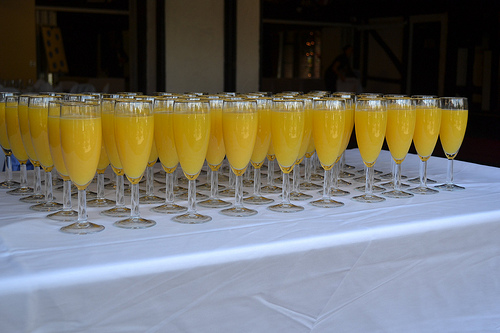 wedding reception punch recipes