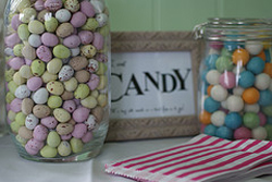 cheap wedding candy buffet ideas
