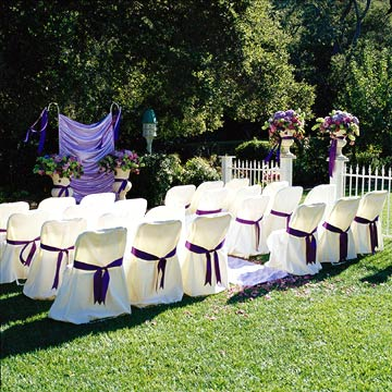 Beautiful cheap wedding venues for At home wedding decoration ideas