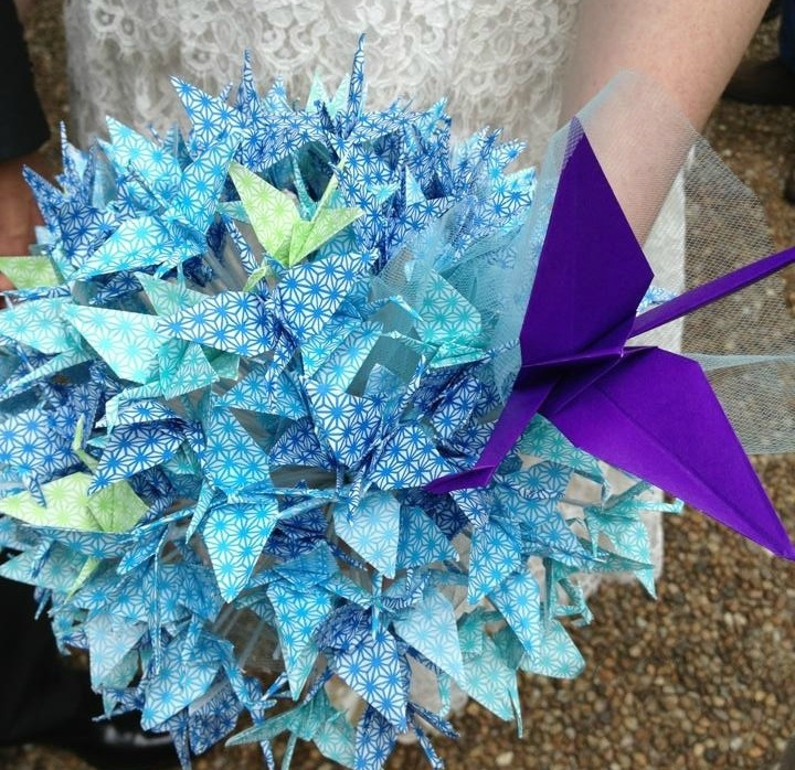 Cheap Purple Wedding Bouquets And Flowers