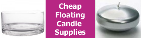cheap candle supplies