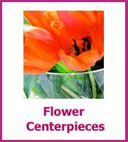 cheap flower centerpieces