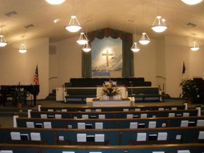 Church Ceremony Site