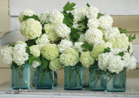 mason jar wedding centerpiece idea