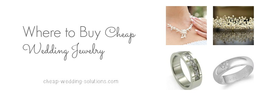 where to buy cheap wedding jewelry