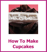 how to make wedding cupcakes