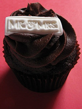 mr and mrs cupcake