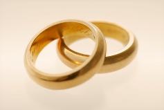 cheap gold wedding ring