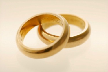 antique gold wedding rings