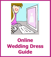 online cheap wedding dress