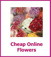 where to find cheap online wedding flowers