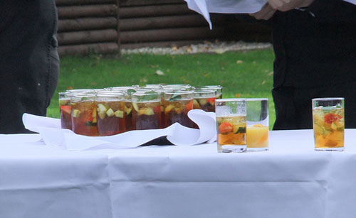 wedding reception punch recipe