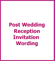 Wedding invitation wording private residence yaseen for wording casual wedding ideas also wedding invitation wording for home stopboris Images