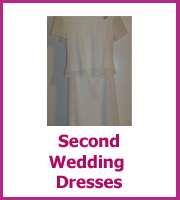 cheap second marriage wedding gowns
