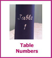 cheap table numbers