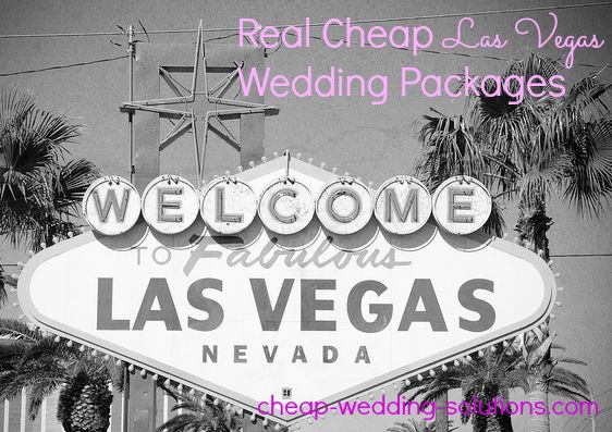 Cheap las vegas wedding package review for Affordable wedding packages in vegas
