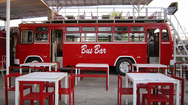 wedding bar truck