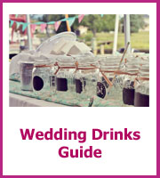 wedding drinks guide