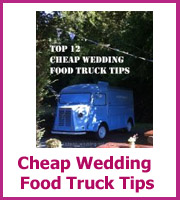 wedding food truck food ideas
