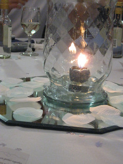 centerpiece mirror
