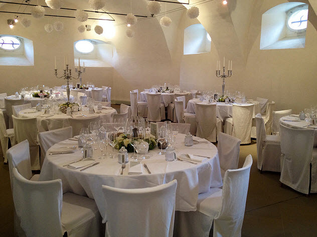 wedding chair covers set for 100