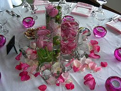 cheap candle centerpiece tips