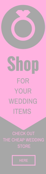 cheap wedding shop
