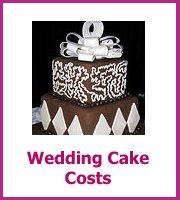 wedding cake costs