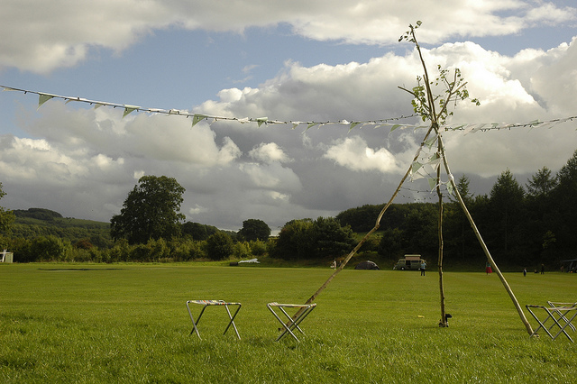 country wedding venue on a budget