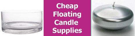 cheap candle supplies