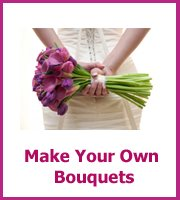 how to make cheap wedding bouquets