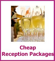 reception packages