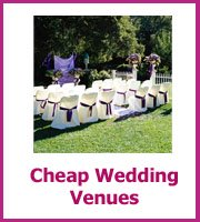 where cheap wedding venues