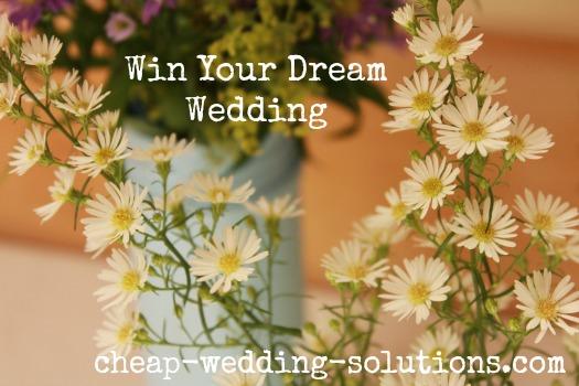 win your dream wedding